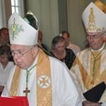 Einzug der Bischöfe