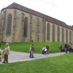 Die ehemalige Klosterkirche