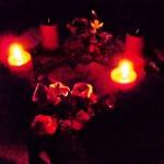 Die zweite Kerze brennt