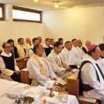 Die Geistlichen, Ordensleute und Mitglieder der Bruderschaft