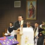 Der Oberbürgermeister des Stadt Kaufbeuren hiel eine ergreifende Rede