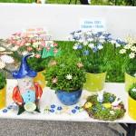 Gartendekoration aus Keramik ...