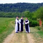 Da warten schon welchen sehnsüchtig auf die Kräuterführung